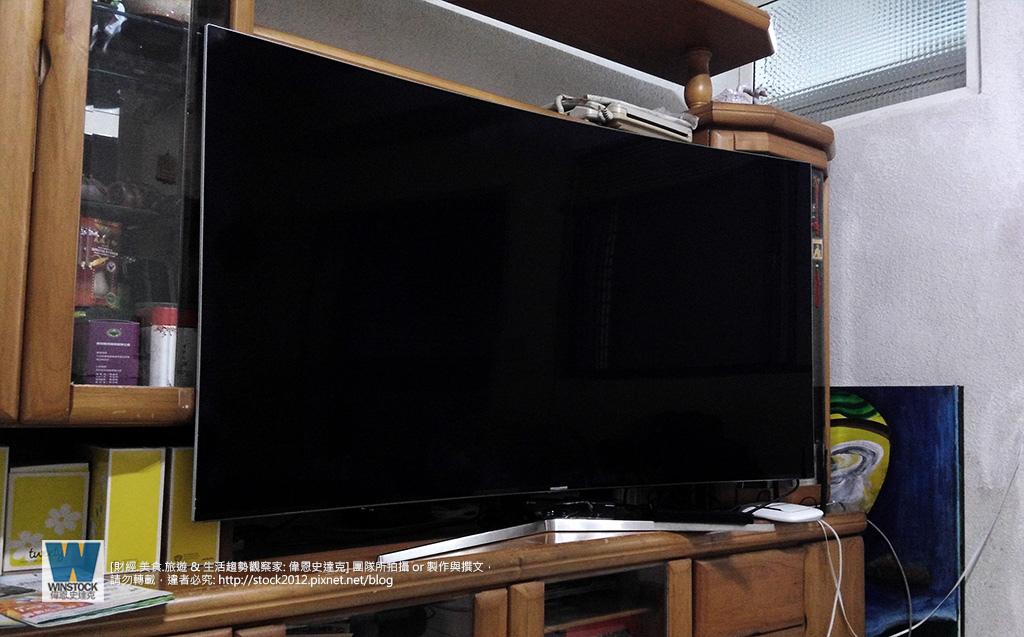 三星 samsung SUHD tv 65吋 ua65ks9000w,超4k電視彎曲曲面,價格開箱 (18)