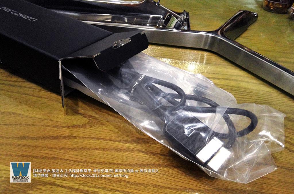 三星 samsung SUHD tv 65吋 ua65ks9000w,超4k電視彎曲曲面,價格開箱 (9)