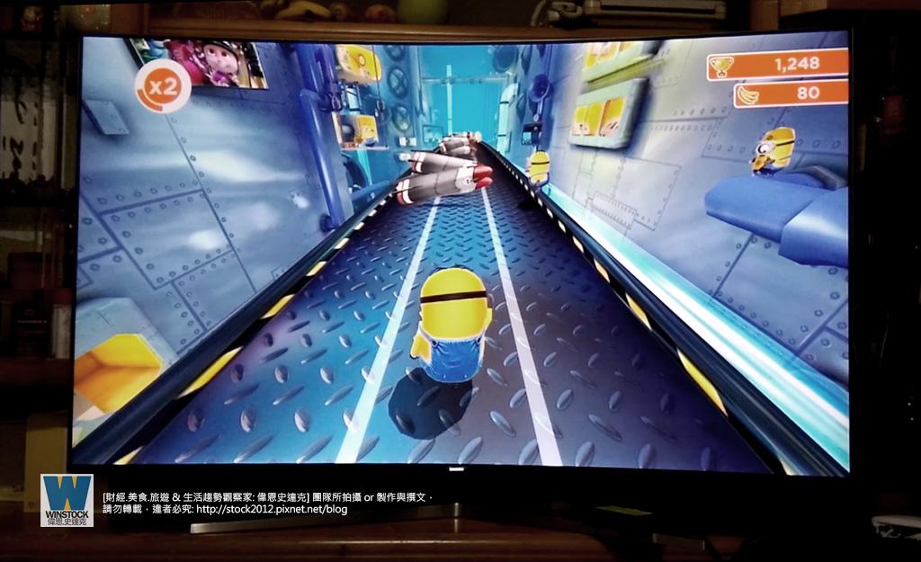 三星 samsung SUHD tv 65吋 ua65ks9000w,超4k電視彎曲曲面,價格開箱 (36)