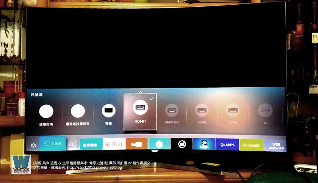三星 samsung SUHD tv 65吋 ua65ks9000w,超4k電視彎曲曲面,價格開箱 (26)