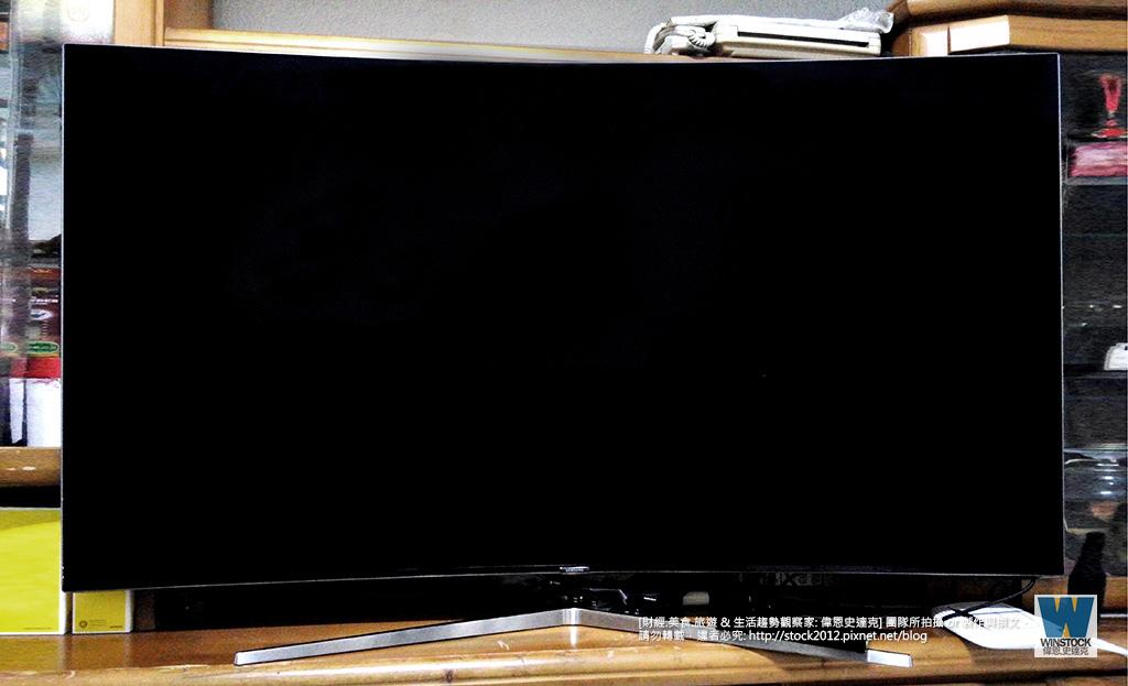 三星 samsung SUHD tv 65吋 ua65ks9000w,超4k電視彎曲曲面,價格開箱 (25)