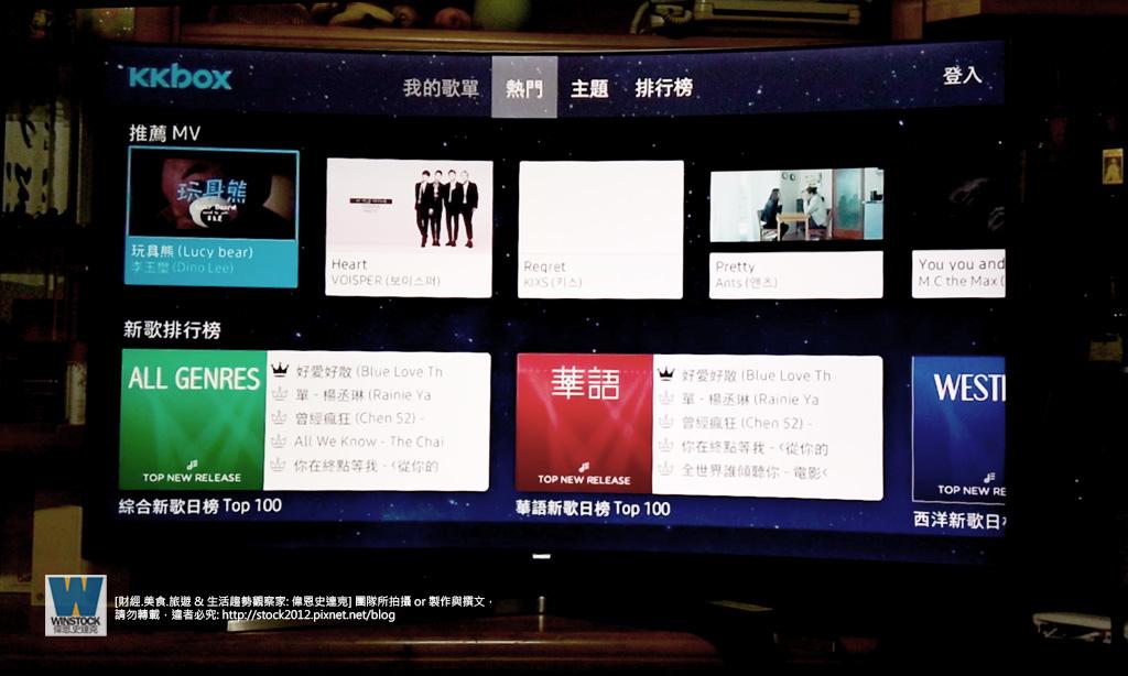 三星 samsung SUHD tv 65吋 ua65ks9000w,超4k電視彎曲曲面,價格開箱 (30)
