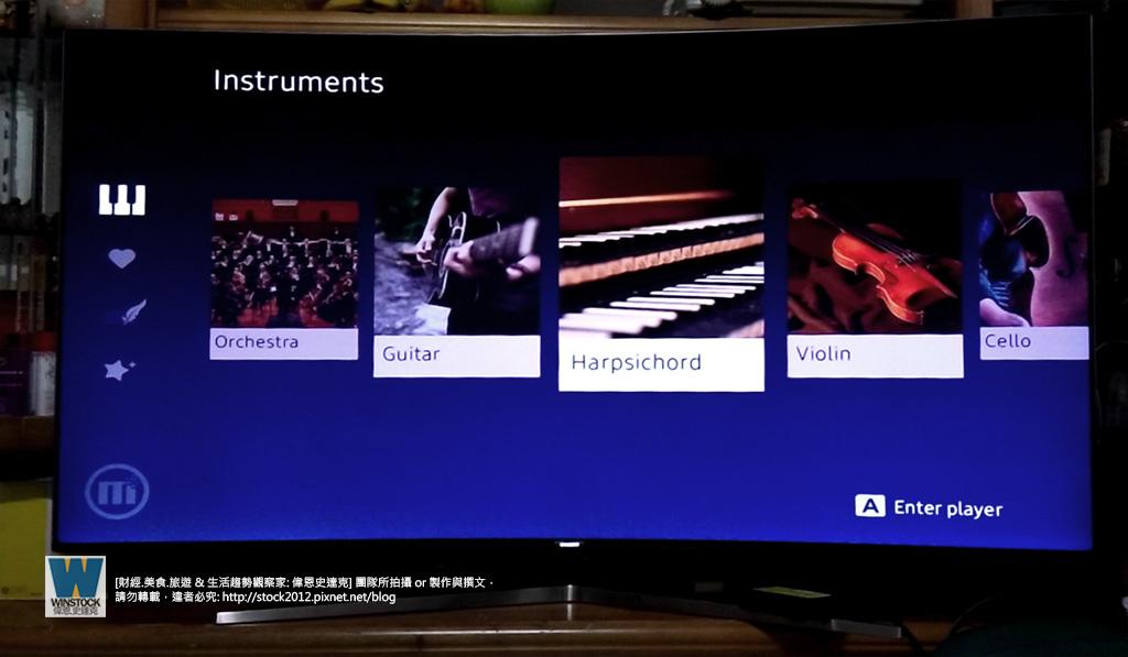 三星 samsung SUHD tv 65吋 ua65ks9000w,超4k電視彎曲曲面,價格開箱 (31)