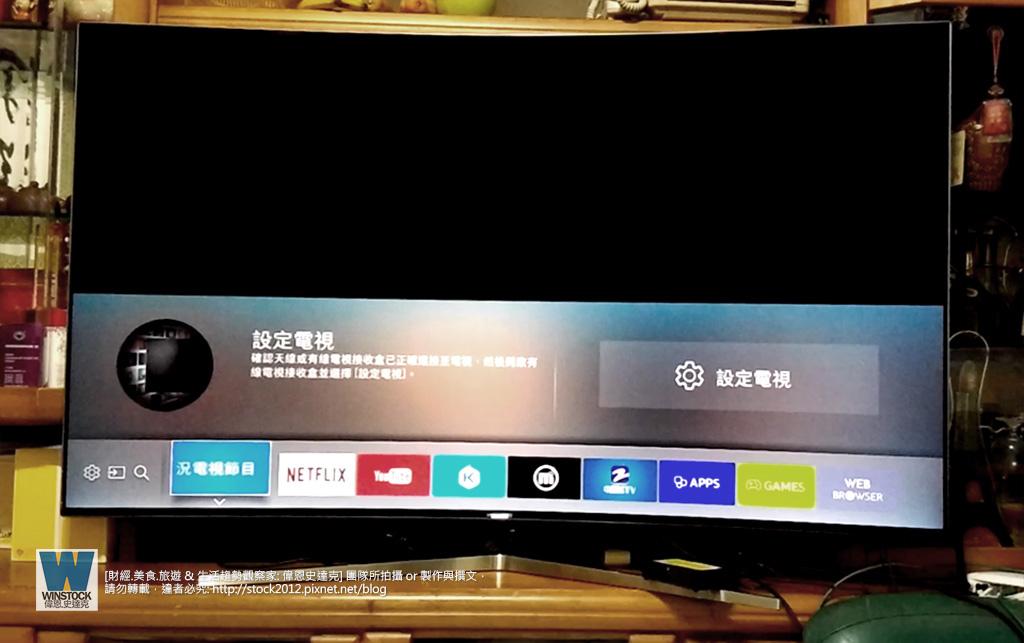 三星 samsung SUHD tv 65吋 ua65ks9000w,超4k電視彎曲曲面,價格開箱 (27)