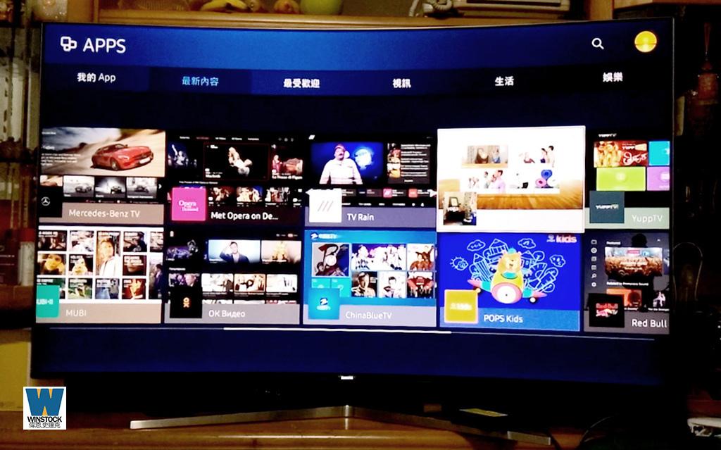 三星 samsung SUHD tv 65吋 ua65ks9000w,超4k電視彎曲曲面,價格開箱 (41)