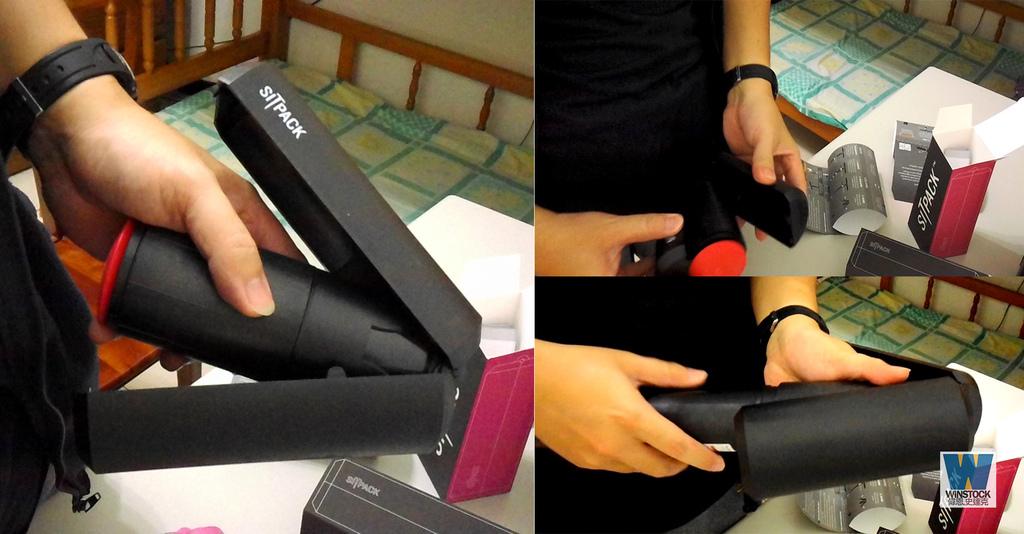 sitpack 評價開箱心得,攜帶式伸縮座椅隨處都是休息地,排隊神器必買口袋收納椅 (original foldable seat) (14)