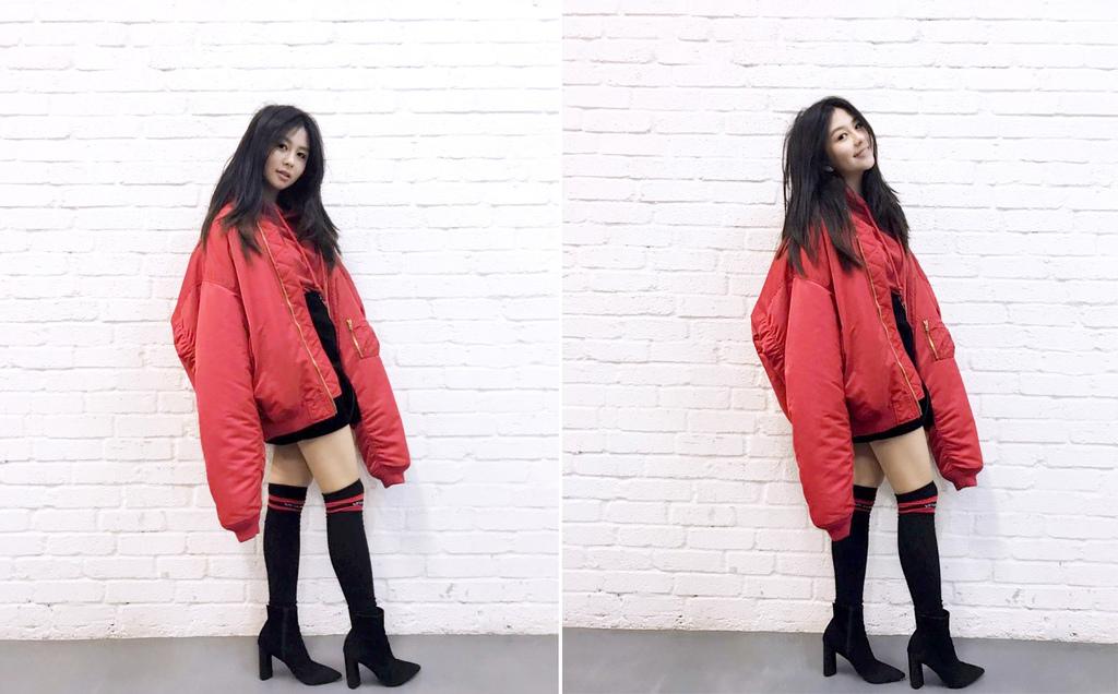 邱淑貞女兒沈月 80年代女神高顏值星二代 (寫真,海棠,王晶,Instagram)4