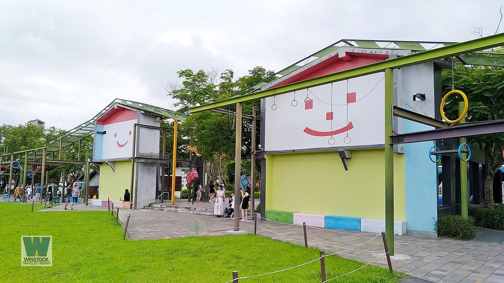 宜蘭景點旅遊推薦,幾米公園廣場,充滿吉米插畫場景的拍照與創意天地 (向左走向右走,火車站) (10)