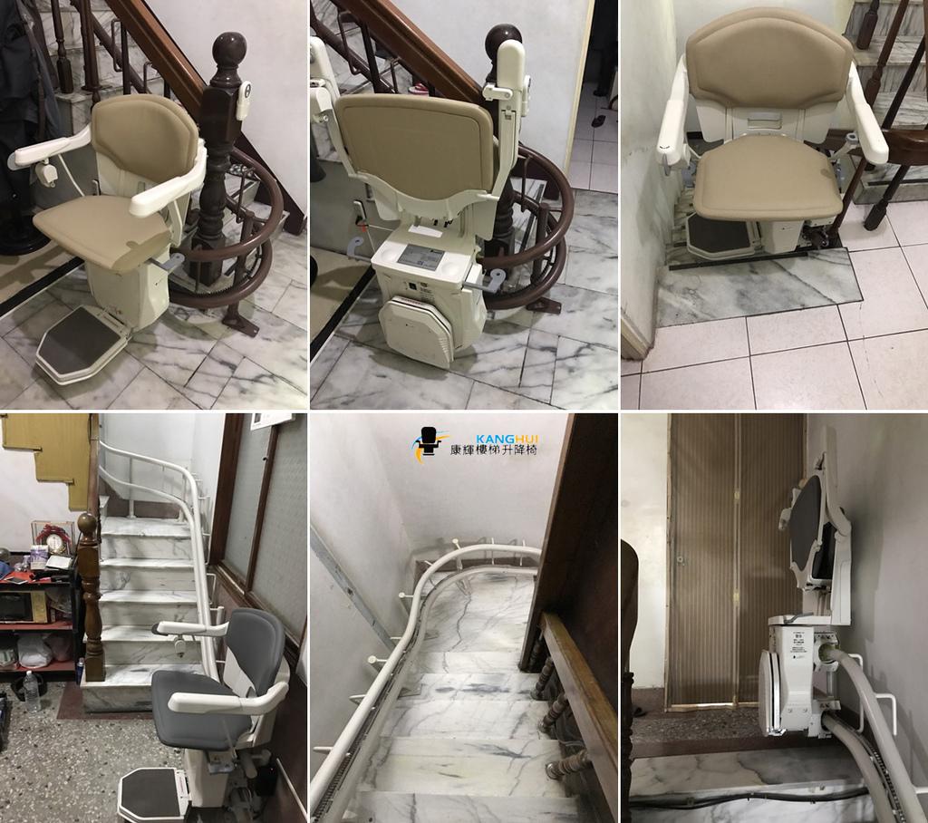 康輝樓梯升降椅,推薦讓長輩住公寓像電梯大樓一樣的舒適安全產品 (價格,價位,補助,費用,評價) (10)