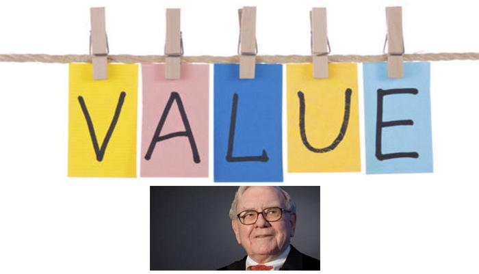巴菲特內在價值 (Intrinsic Value) 與安全邊際 (Margin of Safety) 的excel價值型投資存股方法 (1101台泥,現金股利,股東權益報酬,ROE,股票淨值)