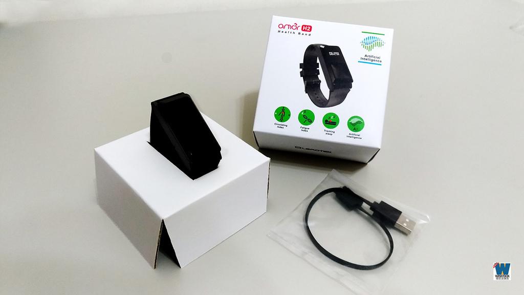 Amor H2 健康手環推薦與開箱評價-AI智慧量測血壓心率和睡眠品質 (3)