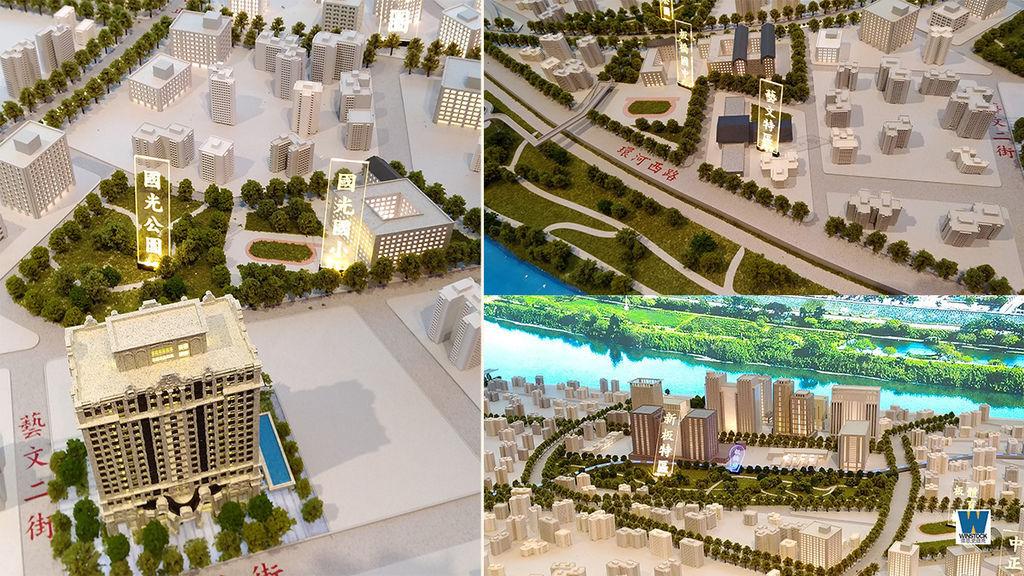 興富發大悅建案賞屋評價心得,新板特區、江翠河岸公園與435藝文特區優美環境 (10)
