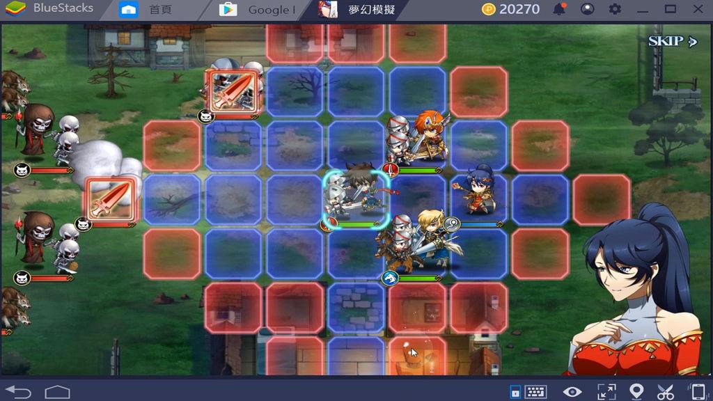 夢幻模擬戰手遊攻略 apk 體驗分享  BlueStacks 4.0 Android 模擬器推薦 (下載,SSR,首抽,10連抽) (4)
