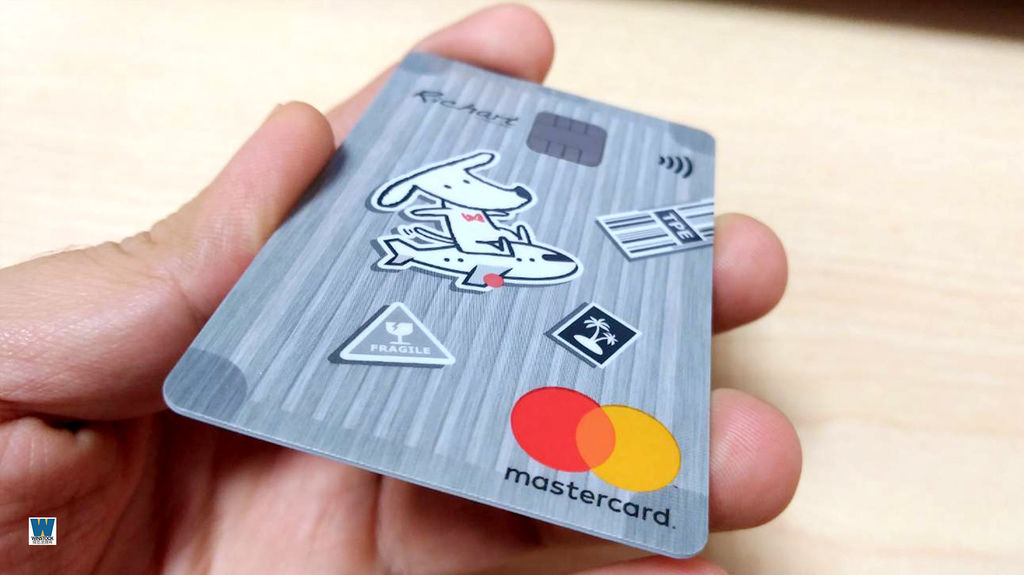 台新銀行 RICHART X FlyGo 飛狗卡 信用卡推薦,2019年海外消費現金回饋最多 (Richart,數位銀行,外幣帳戶,電子票證,一卡通)10