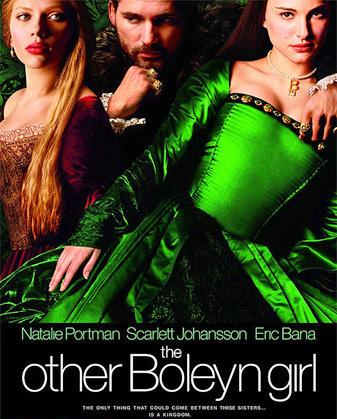 The Other Boleyn Girl美人心機