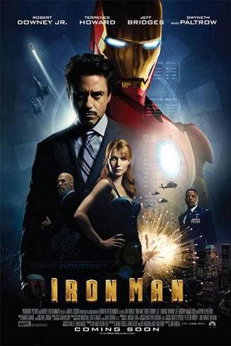 Iron Man 鋼鐵人