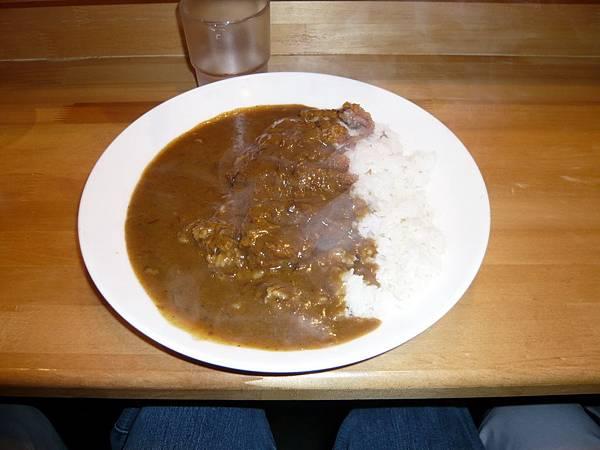 正宗印度咖哩飯