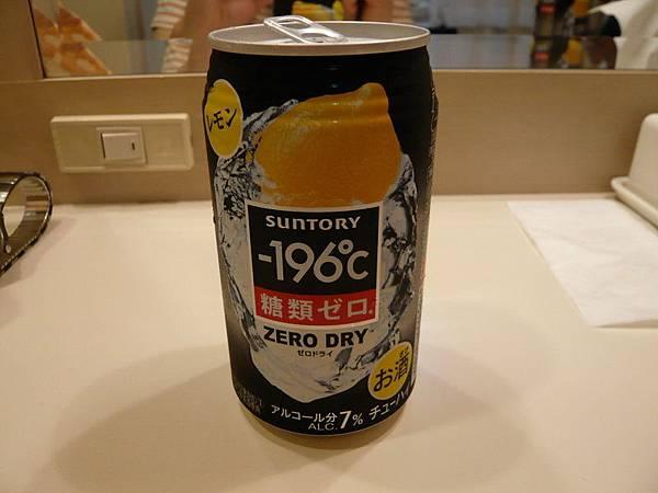 Suntory -196℃ Zero Dry