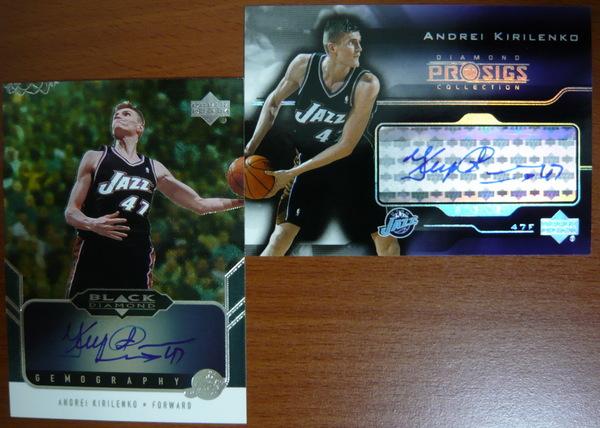 AK47 Autographed Card!