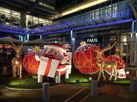 耶誕燈飾新竹巨城8.jpg
