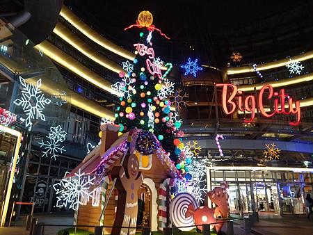 耶誕燈飾新竹巨城7.jpg