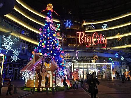 耶誕燈飾新竹巨城9.jpg