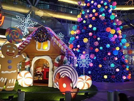 耶誕燈飾新竹巨城11.jpg