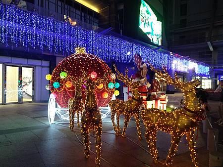 耶誕燈飾新竹巨城6.jpg