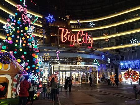 耶誕燈飾新竹巨城10.jpg
