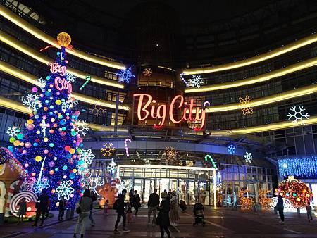 耶誕燈飾新竹巨城12.jpg