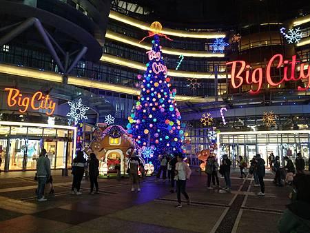 耶誕燈飾新竹巨城3.jpg