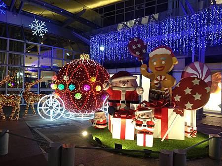 耶誕燈飾新竹巨城5.jpg