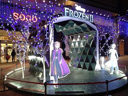 耶誕燈飾新竹巨城1.jpg