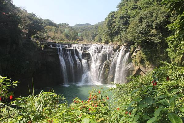 平溪-十分瀑布