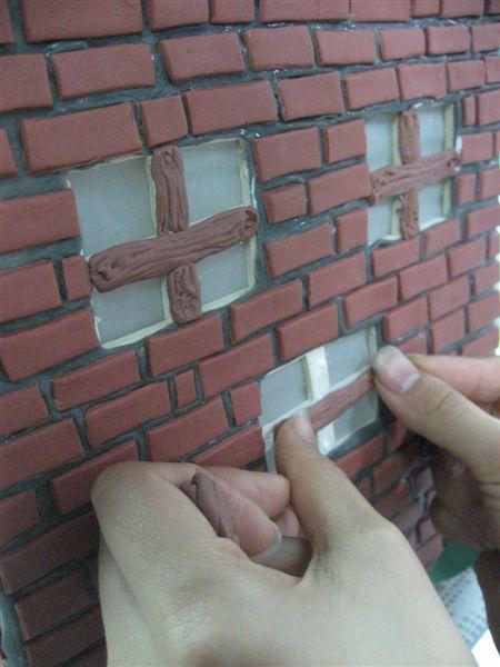 製作民房窗戶