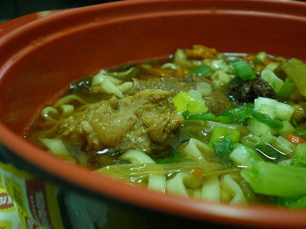 蔥燒牛肉麵7