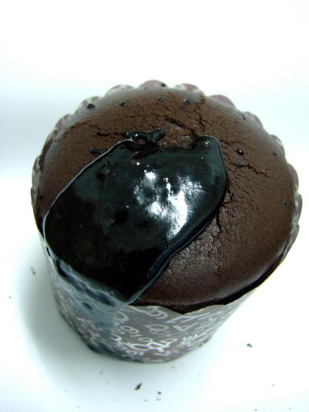 爆出來的巧克力1