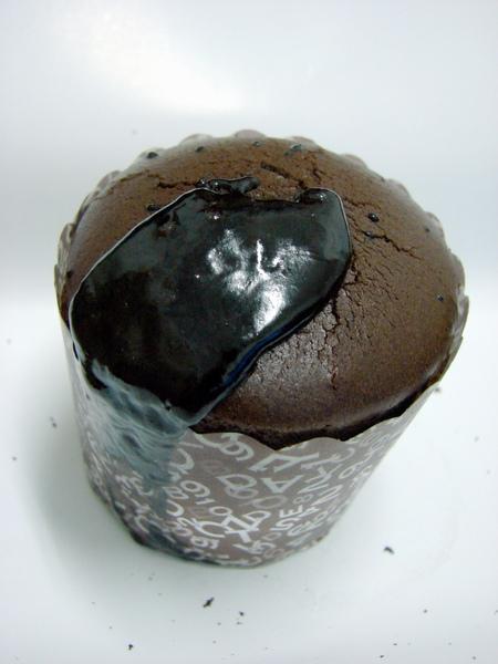 爆出來的巧克力2