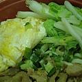 榨菜肉絲麵~乾麵版(特寫3)