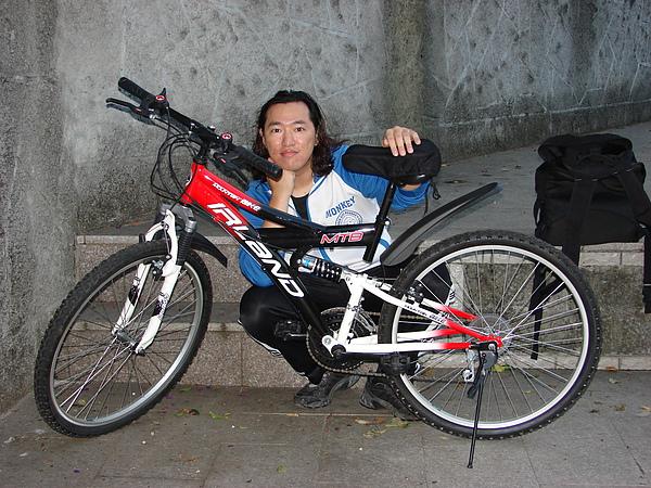 腳踏車-小紅02