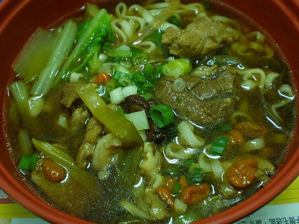 蔥燒牛肉麵4