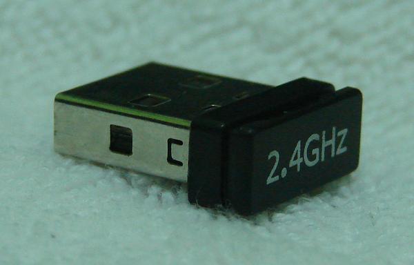 超小的接收器