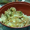 雞肉丼(完成圖)