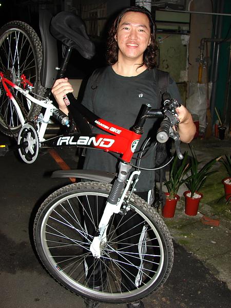 腳踏車-小紅05