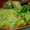 港式臘味飯-無蛋版2