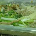 榨菜肉絲麵~湯麵版