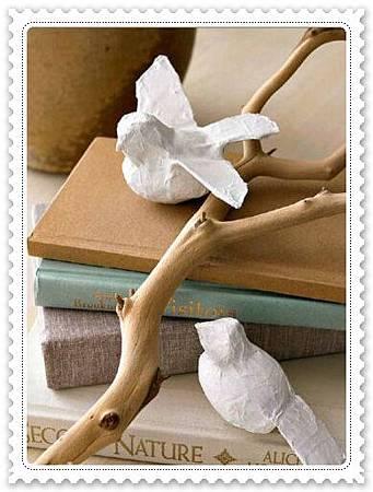 DIY6 手工制作小鳥