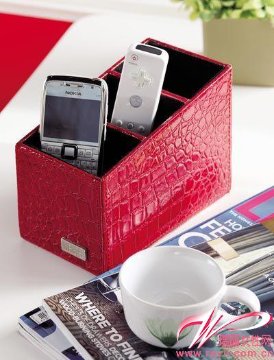 小巧遙控器收納盒