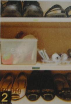 p17   5分鐘打掃鞋櫃