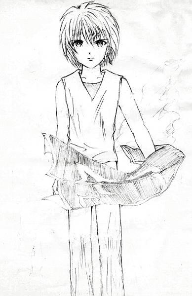 獵人--庫拉皮卡